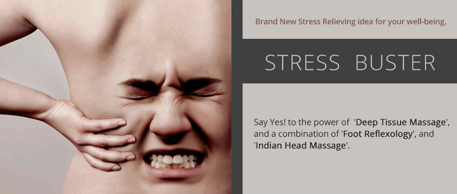 Stress Buster Heritage Spa